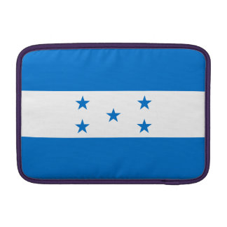 Honduras Flag MacBook Sleeve