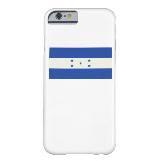 Honduras Flag Oil Painting Barely There iPhone 6 Case