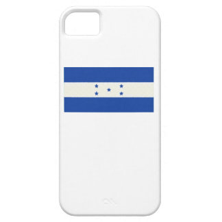 Honduras Flag Oil Painting iPhone 5 Cover