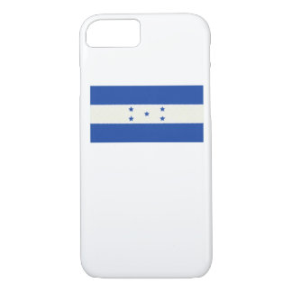 Honduras Flag Oil Painting iPhone 7 Case