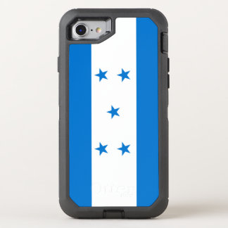 Honduras Flag OtterBox Defender iPhone 8/7 Case