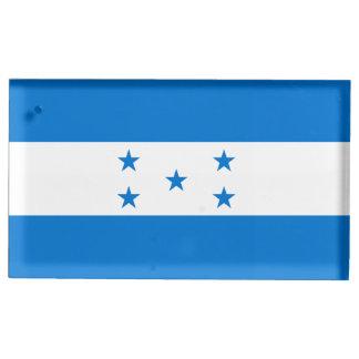 Honduras Flag Place Card Holder