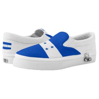 Honduras Flag Slip-On Sneakers
