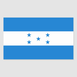 Honduras Flag Sticker