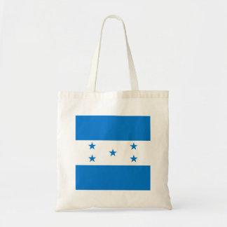 Honduras Flag Tote Bag