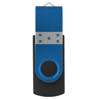 Honduras Flag USB Flash Drive