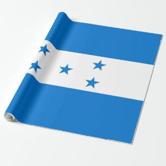 Honduras Flag Wrapping Paper