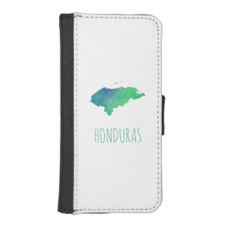 Honduras iPhone SE/5/5s Wallet Case