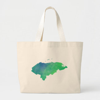 Honduras Large Tote Bag