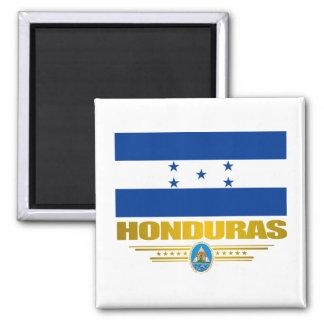 """Honduras Pride"" Square Magnet"