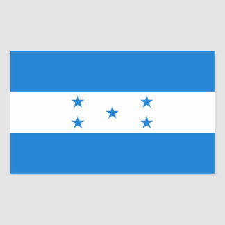 HONDURAS STICKER