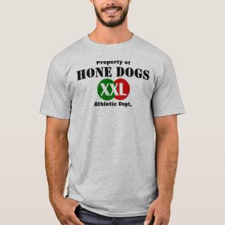 Hone Dog property of T-shirt