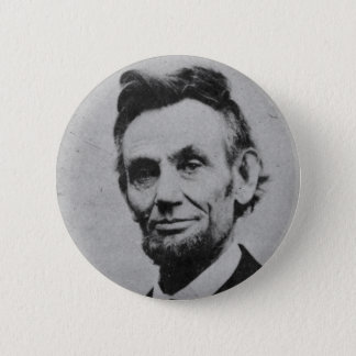 Honest Abe 2 Inch Round Button