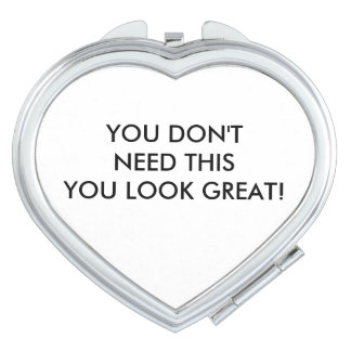Honest Compact Mirror