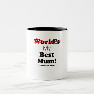 Honest Mug - Best Mum