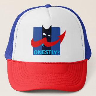 Honestly? Political Satire Meme Trucker Hat