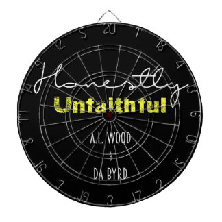 Honestly Unfaithful Dartboard