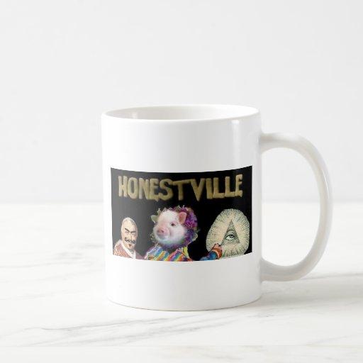 Honestville Icon 2.0 Coffee Mug