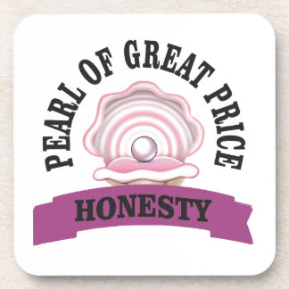 honesty PGP Coaster