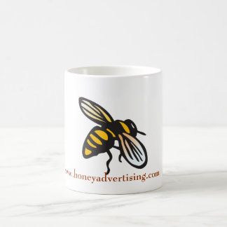 Honey Advertising Bee Mug