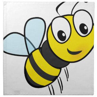 honey art fly napkin