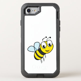 honey art fly OtterBox defender iPhone 8/7 case