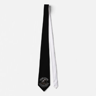 Honey Badger Attitude Tie
