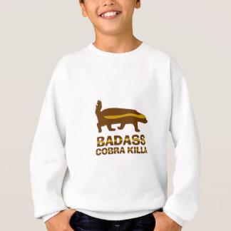 Honey Badger - Badass Cobra Killa Sweatshirt