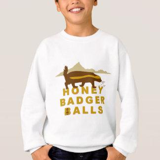 Honey Badger Balls Sweatshirt