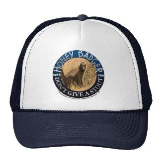 Honey Badger Cap Trucker Hat