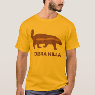 honey badger cobra killa T-Shirt