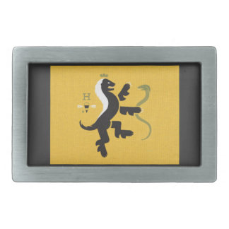 Honey Badger Crest Belt Buckles