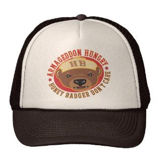 Honey Badger Don't Care! Trucker Hat