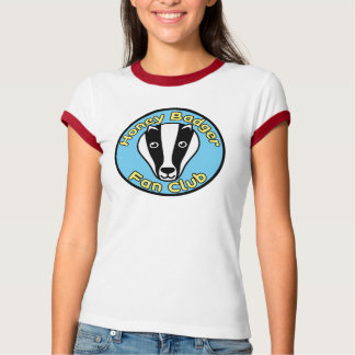 Honey Badger Fan Club T-Shirt