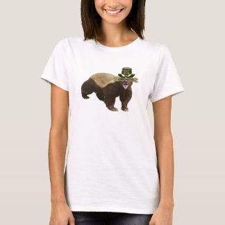 Honey Badger HAPPY NEW YEAR 2012 Party Shirt