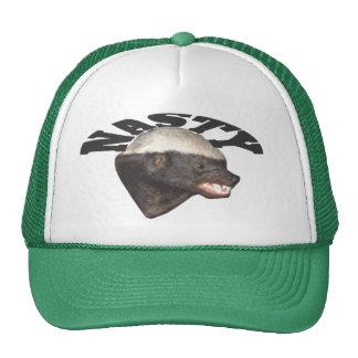 Honey Badger Trucker Hat