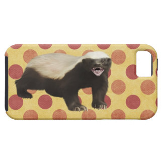 Honey Badger iPhone 5 Case