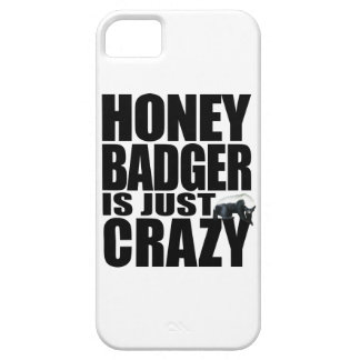 Honey Badger iPhone 5 Cover