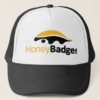 Honey Badger Logo Trucker Hat