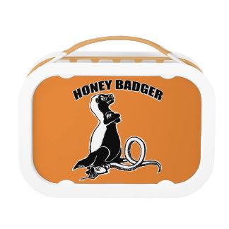 Honey badger lunch box