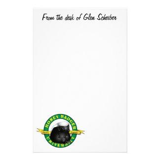 Honey Badger NotePad Stationery