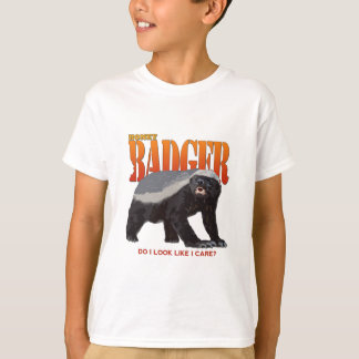 Honey Badger.png T-Shirt