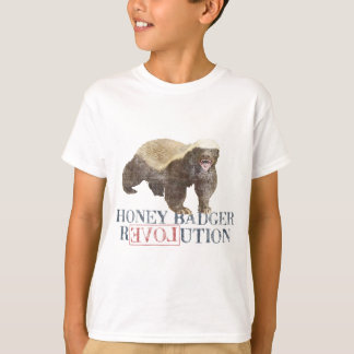 Honey Badger Revolution T-Shirt