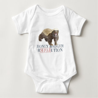 Honey Badger Revolution Tshirt