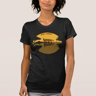 Honey Badger Silhouette T-Shirt