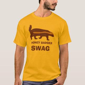 honey badger swag T-Shirt