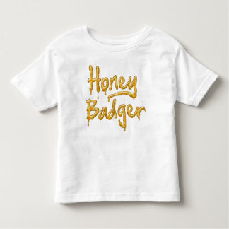 Honey Badger Toddler T-shirt