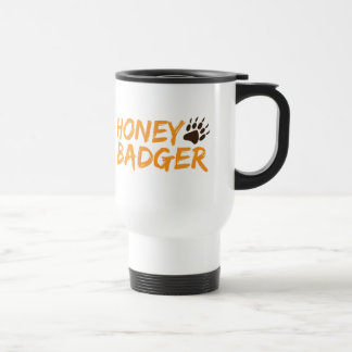 Honey Badger Travel Mug