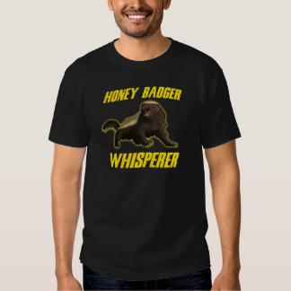 Honey Badger Whisperer Tshirts