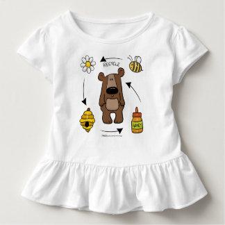 Honey Bear- The Recycler Toddler T-shirt